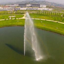 Parco Trucca, si sposta l'area giochi Via ai lavori contro gli allagamenti