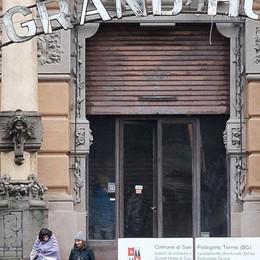 Colazione al Bigio e poi al Grand Hotel San Pellegrino blindata per Elisa
