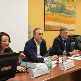 «La Regione investirà sugli ospedali di Piario e San Giovanni Bianco»