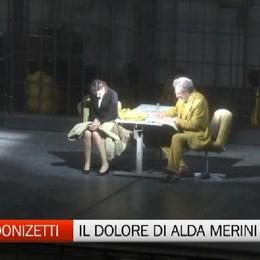 Teatro Donizetti. Il drammatico racconto dell'internamento di Alda Merini