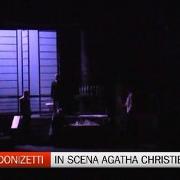 Teatro Donizetti, sul palco un giallo di Agatha Christie