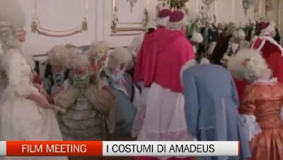 Bergamo Film Meeting, in mostra i costumi di Amadeus