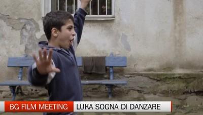 Bergamo Film Meeting. Luka, dal silenzio al sogno della danza