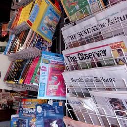 Prende 33 riviste ed esce senza pagare Lettore «famelico» fermato all'Iper