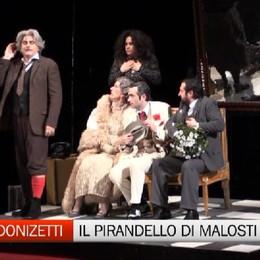 Teatro Donizetti. Il Pirandello originale di Valter Malosti