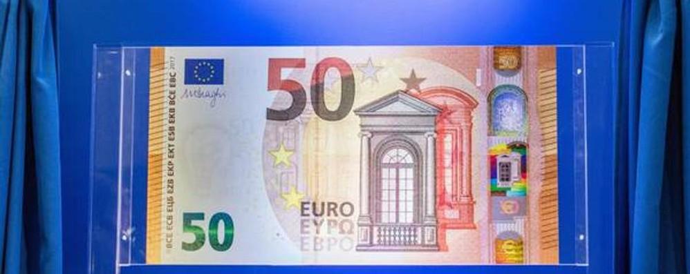 Nuova banconota da 50 euro, come sarà Entrerà in circolazione dal 4 aprile