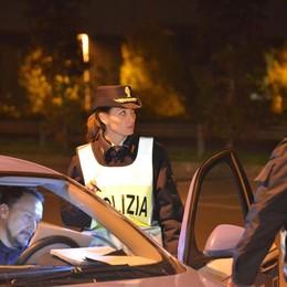 Polizia Stradale, servizio antistragi Via sei patenti, 2 positivi alla droga