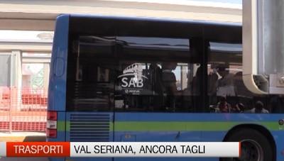Ancora tagli nei trasporti: colpita la valle Seriana