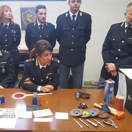Rubati mezzi agricoli per 500 mila euro La base a Caravaggio, un arresto