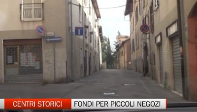 Piccoli negozi: arrivano i fondi per i centri storici di Bergamo, Treviglio, Romano e Seriate