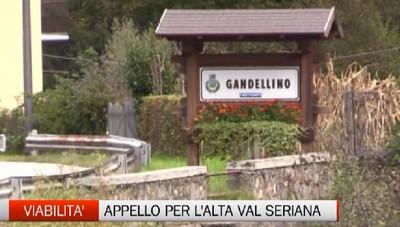 Viabilità, l'appello del sindaco di Gandellino per l'Alta Val Seriana