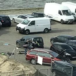 Anversa, tenta di travolgere passanti Attentato fallito: arrestato un sospetto