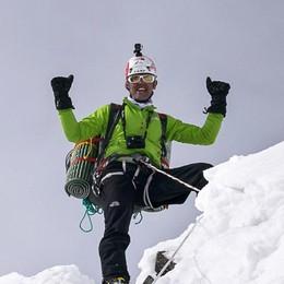 Simone Moro, assalto al Kangchenjunga È la terza montagna più alta del mondo