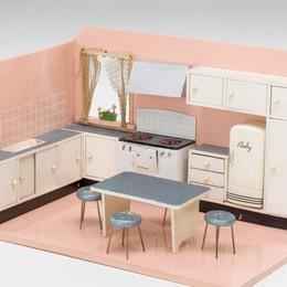 Foppapedretti approda alla Triennale In mostra con una cucina giocattolo
