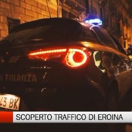Scoperto a Orio traffico internazionale di eroina, otto arresti