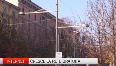 Inernet gratis: allargate le zone di Bergamo