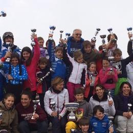 Clan2 in festa a Foppolo Campionati sociali sulla Montebello