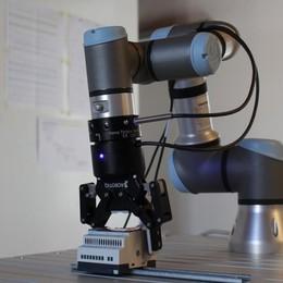 Il futuro è qui, made in Bergamo Orobix lancia il robot-collega