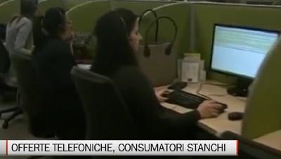 Offerte telefoniche, consumatori sempre più stanchi