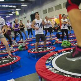 Sport e fitness alla Fiera di Bergamo Due giorni di movimento in via Lunga