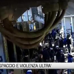 Operazione derlla Polizia contro spaccio e tifo violento