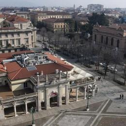 Rilancio del centro, si parte col bando Primo intervento nel 2018: piazza Dante