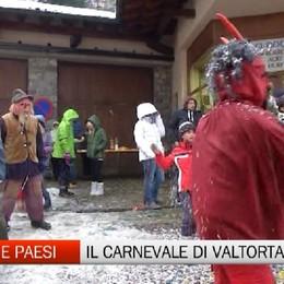 Gente e Paesi, stasera il Carnevale ambrosiano di Valtorta