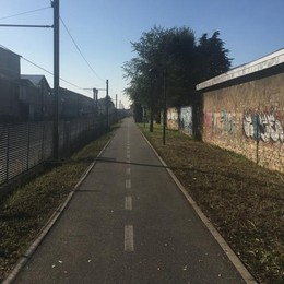 Da Torre Boldone a Bergamo A due ruote sulla Tram&Bike - video