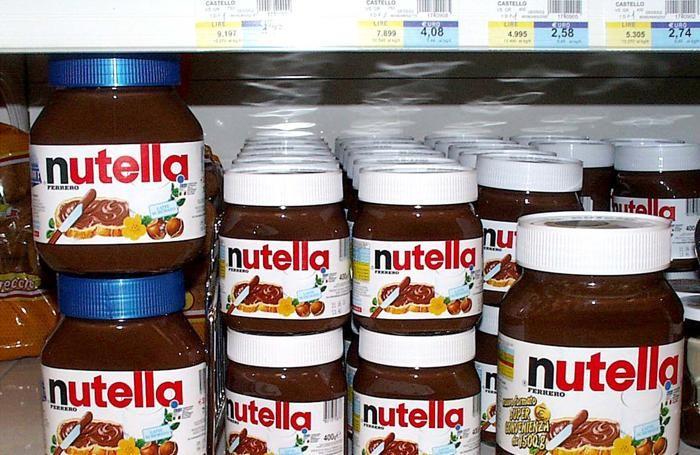 È Nutella la marca più amata dagli italiani