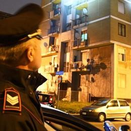 Operazione dei carabinieri a Zingonia Due appartamenti sgomberati