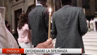 Pasqua - Il Vescovo di Bergamo: Difendere la speranza nella pace
