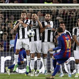 La Juventus regge e passa al Camp Nou Con l'Atalanta in campo venerdì 28