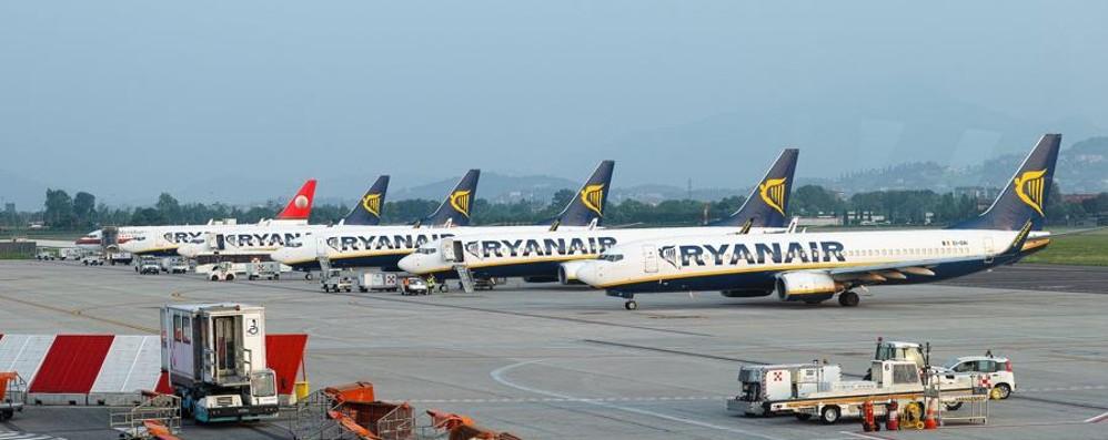 L'aeroporto di Orio al top per puntualità Primo italiano e al top  nel mondo
