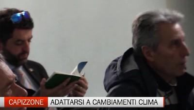 Capizzone, incontro sugli effetti dei cambiamenti climatici