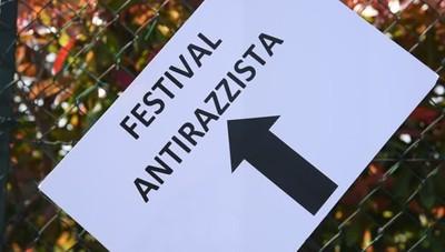 Il concerto antirazzista a Pontida