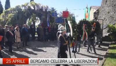 Bergamo celebra la Liberazione