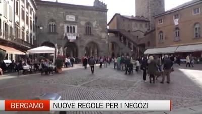 Nuove misure per il decoro di Bergamo