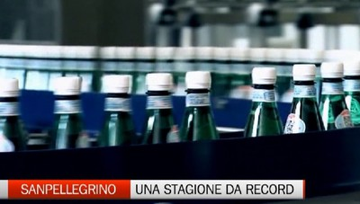 Export 'Made in Bergamo', anno record per la Sanpellegrino