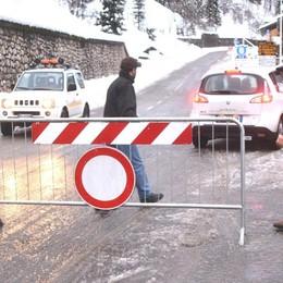 Meteo, codice giallo per rischio neve Allerta regionale sulle Prealpi orobiche