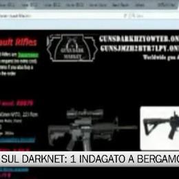 Spaccio sul Darknet, un indagato a Bergamo