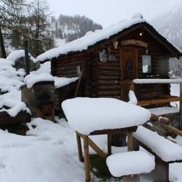 Un metro di neve sulle Orobie Pericolo valanghe livello 4