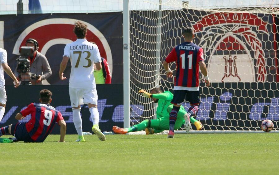 Milan bloccato anche dal Crotone L'Atalanta rimane a +5 in classifica