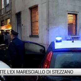 Spaccio, in manette ex maresciallo dei CC di Stezzano