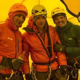 Alpinismo in lutto, è morto Ueli Steck Più volte compagno di cordata di Moro