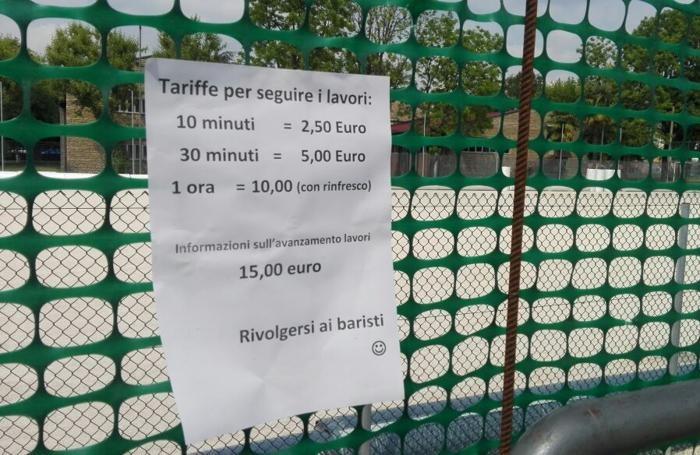 Pensionati Da Cantiere A San Paolo Spuntano Le Scherzose