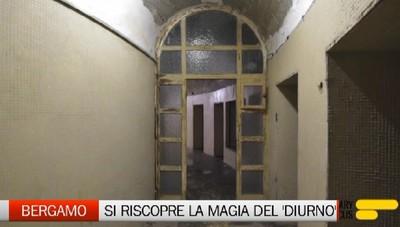 Bergamo - Con Contemporary locus i segreti dell'ex Diurno