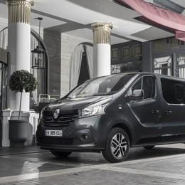 Renault Trafic SpaceClass svelato al Festival di Cannes