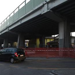 Boccaleone, riapre il viadotto Ma restano i limiti per i mezzi pesanti