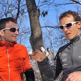 Simone Moro ricorda l'amico Ueli Steck «Un campione nello sport e nella vita»