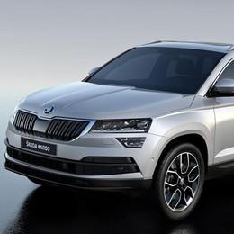 Anteprima mondiale di Karoq  il Suv compatto di Škoda